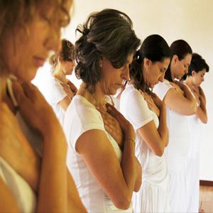 Video, 6 donne, Preghiera femminile, Danza Sacra, Gurdjieff, Oriente