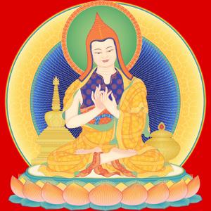 La Vita è Trasformazione, cuore, accettazione, Atisha, Buddha