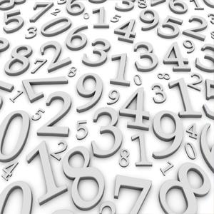 Esercizio di Presenza, numeri dell'attenzione, Gurdjieff