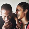 Esercizio di Presenza, risata, ridere, energia, consapevolezza