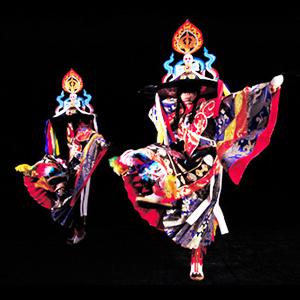 Gurdjieff, danzatori, Danze Sacre, Tibet, musica, Movimenti, Io Sono