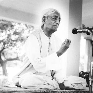 Krishnamurti, Amore, Attaccamento, ego, Quarta Via